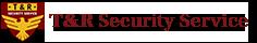 T&R Security Service Logo
